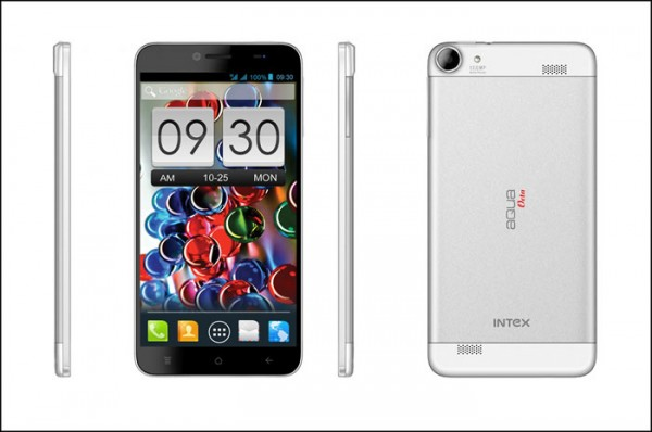 Intex Aqua Octa, octa-core smartphone launched in India