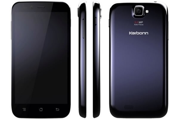 Karbonn Titanium S5i Specifications