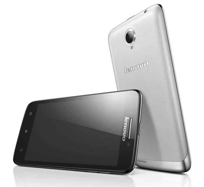 Lenovo S650 Android smartphone launched