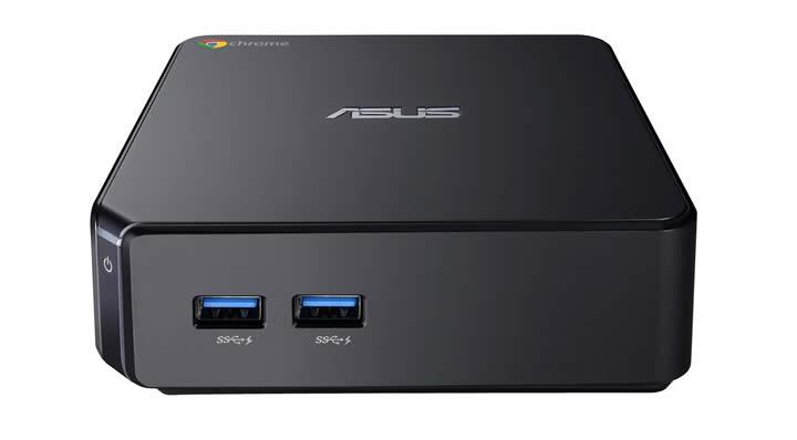Asus Chromebox announced