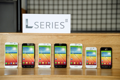 LG L series III phones unveiled