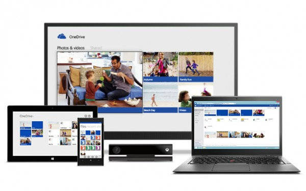 SkyDrive is rebranded as OneDrive