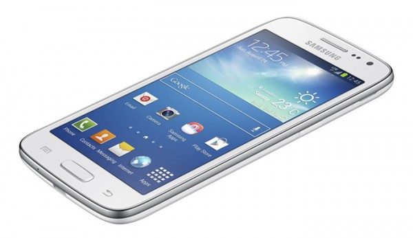 Samsung Galaxy Core LTE Smartphone announced