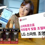 LG launches smartphone controllable Smart Bulb