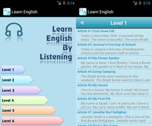 learn-english-listening