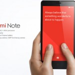 Xiaomi Redmi Note to launch on December 2nd for Rs 9999