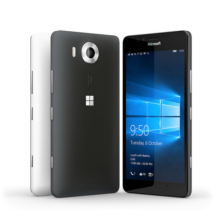 Microsoft Lumia 950 launched in India