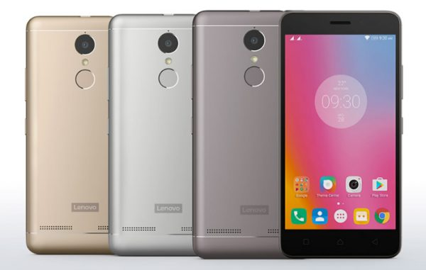 Lenovo K6 Power launched in India with ?9999 price