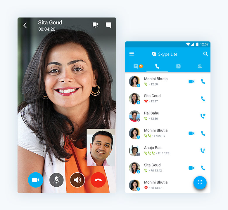 how to call india from skype